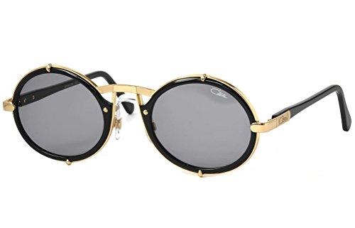 Cazal 644 Sunglasses 53mm - Round Cazal