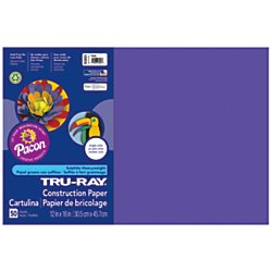 PAC103051 - Pacon Tru-Ray Construction Paper