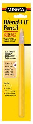 Stain Minwax Fruitwood (Minwax 11003 No 3 Natural Birch Blend Fil Pencil)