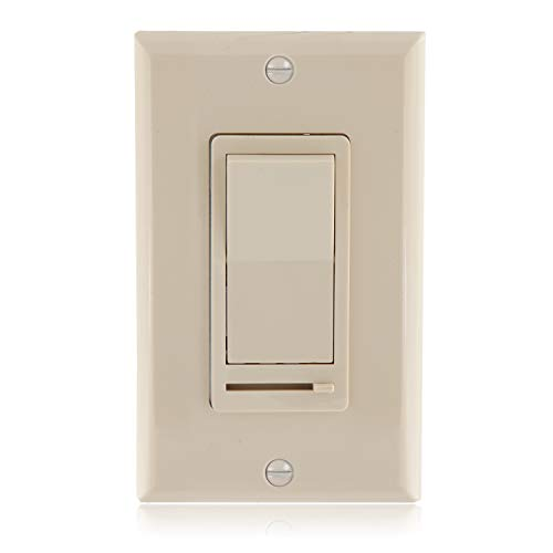 Check expert advices for dimmer wall switch beige?