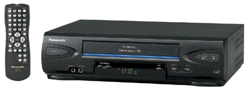 Panasonic PV-V4022 4-Head Mono - Vhs Panasonic