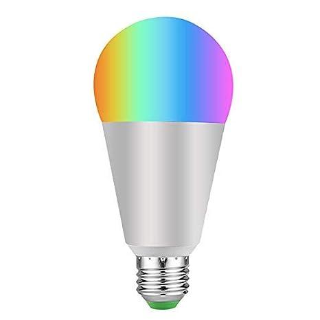Updated Versionwifi Smart Light Bulb 60w Equivalent Customizes