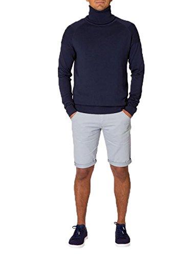 Silk Blend Turtleneck Sweater - 5