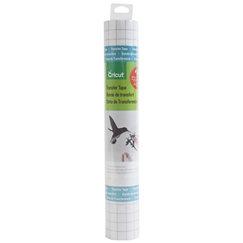 - Cricut Vinyl Transfer Tape, 12x48-Inches, Standard Grip