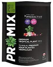 Pro-Mix Premium Tropical Plant Mix 5L with Mycoactive