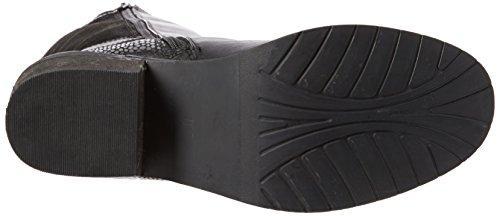 Boots Women's Riding Leather Joe Black Browns Ultimate Black wHXznRgqx