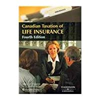 Canadian Taxation of Life Insurance