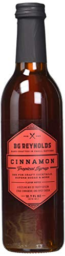 B.G. REYNOLDS Cinnamon Syrup, 375 ml
