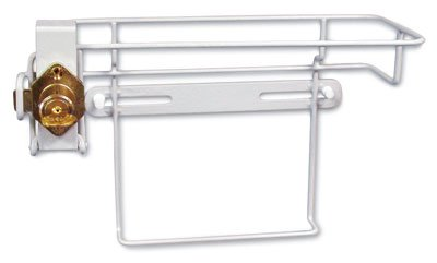 Locking Wall Bracket for Sharps Containers (5 Quart) (1 Bracket) - AB-135-131
