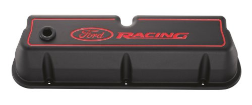 ford 302 valve covers aluminum - 3