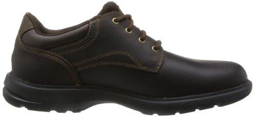 Timberland Earthkeepers Richmont Plain Toe Ox - Zapatos de cordones Hombre Marrón - Braun - Braun (Dark Brown)