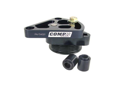 COMP Cams 54021 Belt Tensioner with Idler (Gm Ls Passenger) by Comp Cams