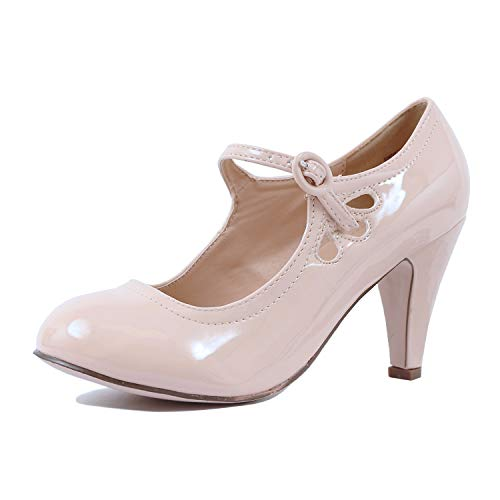 Guilty Heart - Kimmy-21 Nude Patent, 8.5