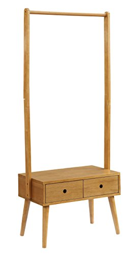 Acme Furniture 97070 Rubis Natural Garment Rack