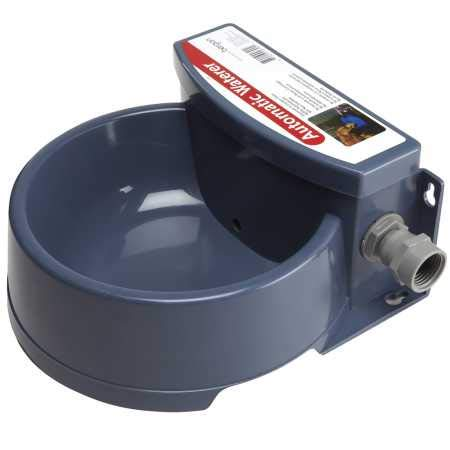 Bergan Automatic Waterer (Bowls For Dogs Water Outdoor)