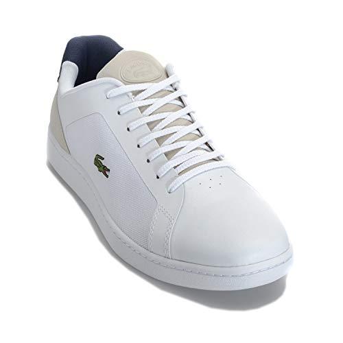 318 Spm Uomo Weiße Lacoste sneaker Scarpe Marine Endliner 1 SAcW1yC41