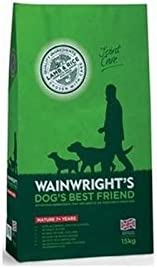 Wainwright S Mature Complete Dog Food With Lamb And Rice 15kg