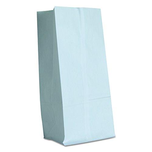 Lagasse BAG GW16-500#16 Bag Size Bleached Paper Bag