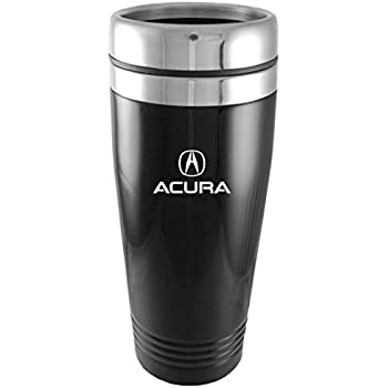 Acura Travel Mug Travel Coffee Mug Cup Stainless Steel Tea Mug Thermo Blue