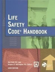 Life Safety Code Handbook (Life Safety Code Handbook (National Fire Protection Association))