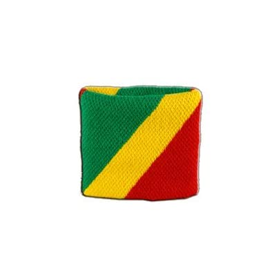 Digni reg Congo Wristband sweatband Set pieces free sticker Estimated Price £6.95 -