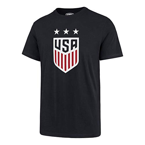 World Cup Soccer Men's OTS Rival Tee, U.S. Women's Soccer Team, Star Logo, X-Large