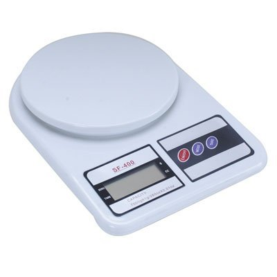 Gadget Bucket Electronic Kitchen Digital Weighing Scale