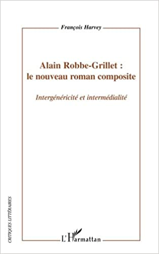 Robbe grillet and nouveau roman