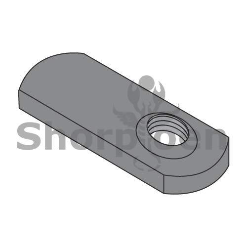 SHORPIOEN Spot Weld Offset Hole Tab Weld Nut Plain 1/4-20 BC-14NWS1 (Box of 1000) by Shorpioen