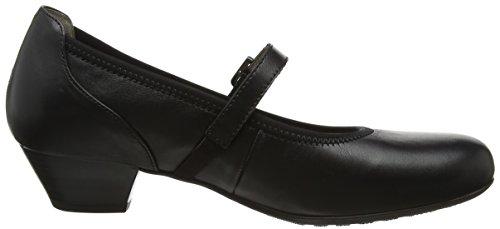 Comfort Toe Women's Closed Black Pumps Gabor 0nRv5