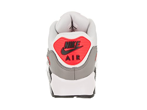 White dust 90 solar Femme Baskets Air Nike Red black Max Wmns 8qUHpY76f