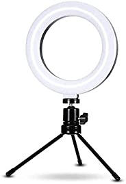 Luz e Iluminador Ring Light 6 Polegadas 36 Led Usb Led Misto Mesa