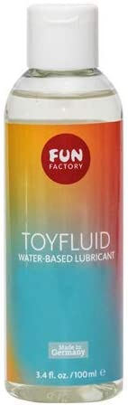 Fun Factory TOYFLUID - lubricante a base de agua 100ml