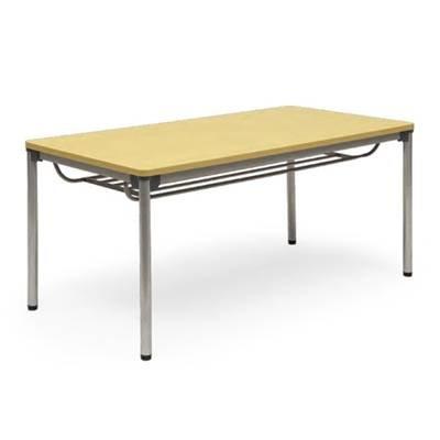 固定脚テーブル ASS-1575 (M1)LGR B007CE8TZ0