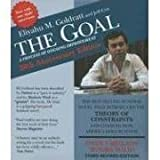 img - for The Goal [AUDIOBOOK] [UNABRIDGED] (Audio CD) book / textbook / text book