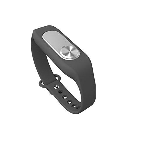Voice Recorder, Outdoortop Portable Rechargable Wristband Voice Recorder Sounds Recording Pen-4GB(Black)
