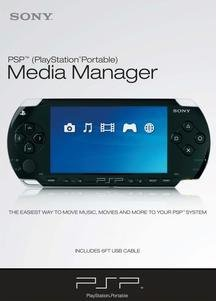 Sony PSP Media Manager  [OLD VERSION]