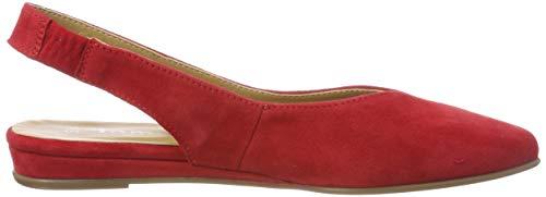 Caviglia Alla 22 Con Tamaris 515 Scarpe Rosso Donna 29406 Cinturino 1 1 lipstick q88w61g
