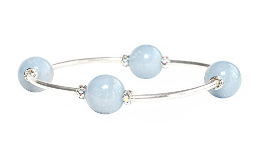 Made-As-Intended-12MM-Angelite-Gemstone-Beads-with-Swarovski-Crystal-Rondelle-Accents