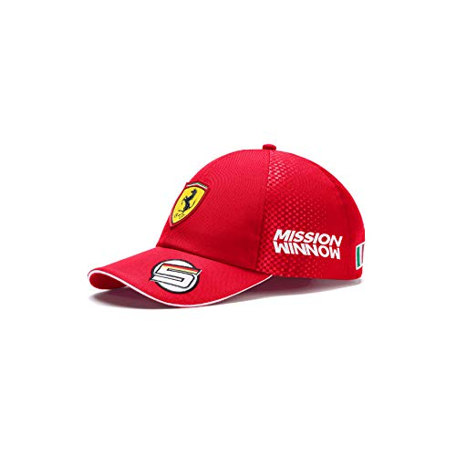 (PUMA Scuderia Ferrari Replica Sebastian Vettel Hat)