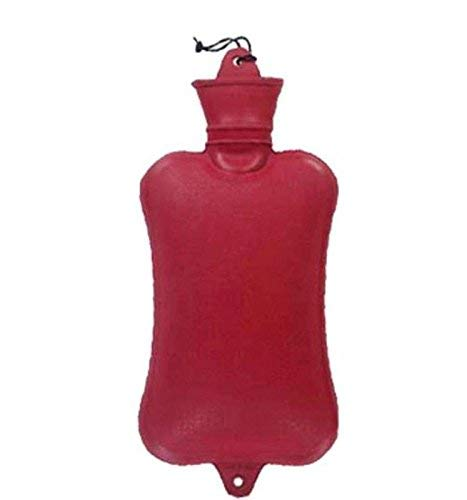 Duckback ORIGINAL Hot Water Bag Red Non Electrical 2L – Ideal for Back pain/body ache/stomach NON-ELECTRICAL 2 L Hot…