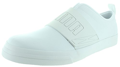 PUMA Men's EL Rey Fun Fashion Sneaker, White White, 11 M US
