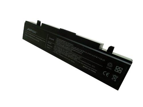 AGPtek® Laptop Replacement Li-ion Battery for Samsung Q210 Q318 Q320 Q322 AA-PB9NC6B AA-PL9NC2B AA-PB9NC6W/E [9cell, 11.1V, 6600mAh]