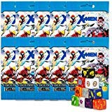 Marvel Dice Masters Uncanny X-Men Gravity Feed Boosters - 10-pack by WizKids ()