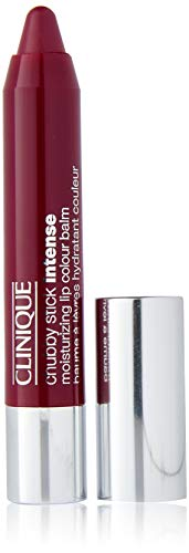 Grape Lipstick - Clinique Chubby Stick Intense Moisturizing Lip Colour Balm, No. 08 Grandest Grape, 0.1 Ounce