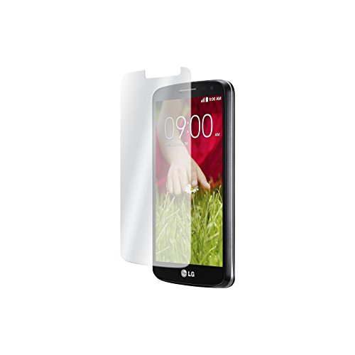 Tempered Glass Screen Protection for LG G2 (Clear) - 3