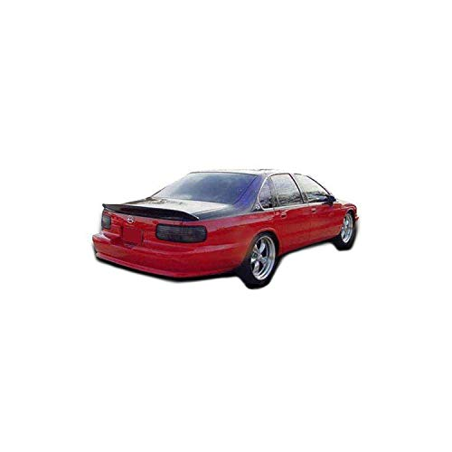 Chevy Caprice & Impala 1991-1996 Performance Spec 1 Piece Polyurethane Rear Wing Spoiler manufactured by KBD Body Kits. Extremely Durable, Easy Installation, Guaranteed Fitment and Made in the ()