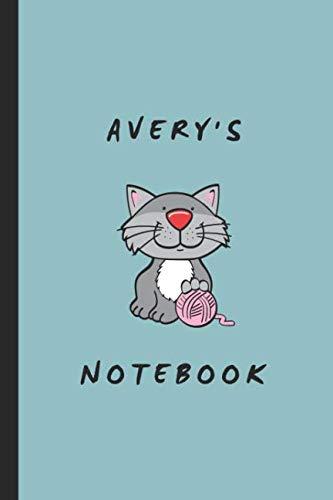 Avery Notepad - 1