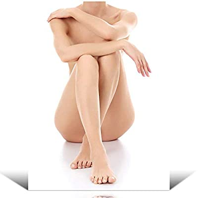 Beautiful Nude Model Portrait - Wall Mural, Removable Sticker, Home Decor - 24x32 inches