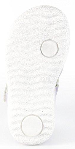 Richter Kinder Lauflerner-Sandalen Lila Metallic Mädchen Schuhe 2201-521-4000 Violett